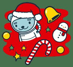 Christmas and Winter with Jokukuma sticker #8731964