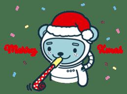 Christmas and Winter with Jokukuma sticker #8731966