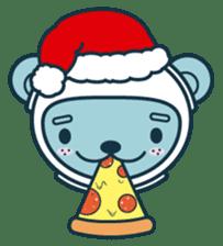 Christmas and Winter with Jokukuma sticker #8731969