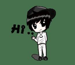 S-Boy (Thai Version) sticker #8739450