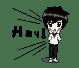 S-Boy (Thai Version) sticker #8739451