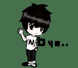 S-Boy (Thai Version) sticker #8739452