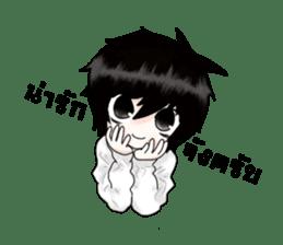 S-Boy (Thai Version) sticker #8739469