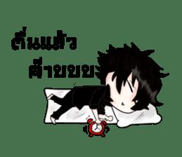 S-Boy (Thai Version) sticker #8739473