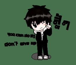 S-Boy (Thai Version) sticker #8739480