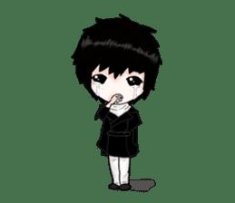 S-Boy (Thai Version) sticker #8739483
