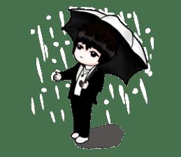 S-Boy (Thai Version) sticker #8739485