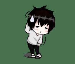 S-Boy (Thai Version) sticker #8739487