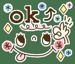 Cute emoticons. English Hen 2 sticker #8745262