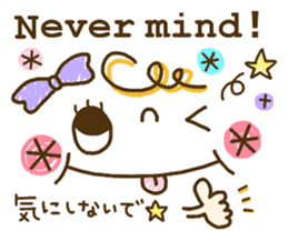 Cute emoticons. English Hen 2 sticker #8745270