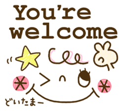 Cute emoticons. English Hen 2 sticker #8745272