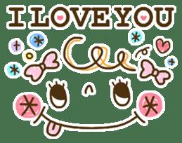 Cute emoticons. English Hen 2 sticker #8745285