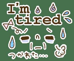 Cute emoticons. English Hen 2 sticker #8745289