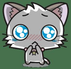Hoshi & Luna Diary 7 sticker #8745701