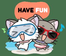 Hoshi & Luna Diary 7 sticker #8745711