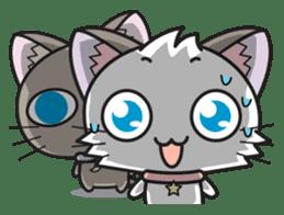 Hoshi & Luna Diary 7 sticker #8745716