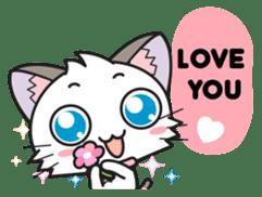 Hoshi & Luna Diary 7 sticker #8745722