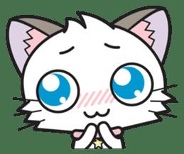Hoshi & Luna Diary 7 sticker #8745729