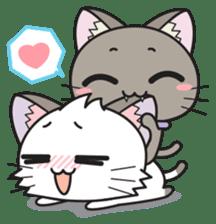 Hoshi & Luna Diary 7 sticker #8745734