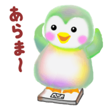 penguin pempem 14winter sticker #8746368
