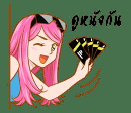Pinky Soda sticker #8746546