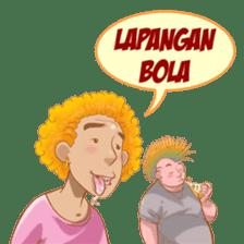 Isabela Artis Jalanan sticker #8747521