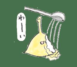 everyday slug sticker #8750820