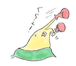 everyday slug sticker #8750839