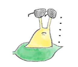 everyday slug sticker #8750841