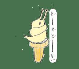 everyday slug sticker #8750845