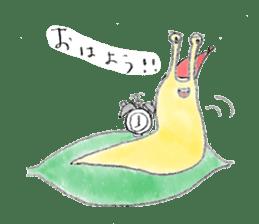 everyday slug sticker #8750856