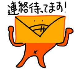 Stickers drawn by Inori Minase sticker #8755230