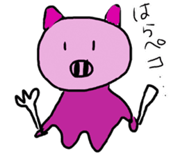 Stickers drawn by Inori Minase sticker #8755244