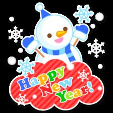 New Year Sticker2016 sticker #8755621