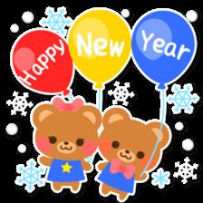 New Year Sticker2016 sticker #8755633