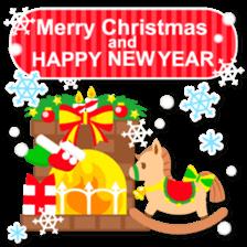 New Year Sticker2016 sticker #8755657