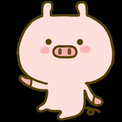 Pig Cute 3
