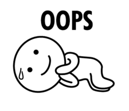 MAN LYING DOWN ENGLISH sticker #8764962