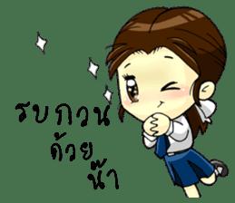 3 Thai Convent School Girls sticker #8776918