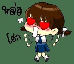 3 Thai Convent School Girls sticker #8776920