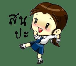 3 Thai Convent School Girls sticker #8776922