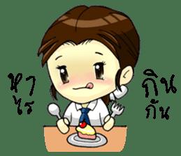 3 Thai Convent School Girls sticker #8776924