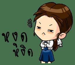 3 Thai Convent School Girls sticker #8776936