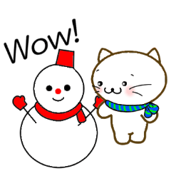 Winter's  Cats  [English]