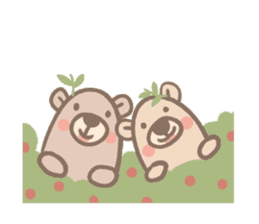 Teddy Bears [2]. sticker #8805631