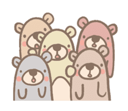 Teddy Bears [2]. sticker #8805657