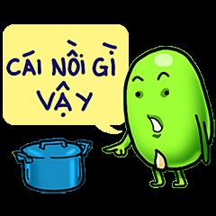Dauxanh Green Mung Bean