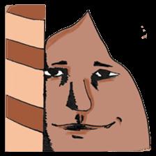 Mr.Chocolate Ice Cream Vol.2 sticker #8812300