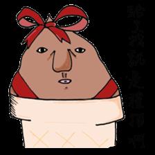 Mr.Chocolate Ice Cream Vol.2 sticker #8812327