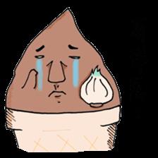 Mr.Chocolate Ice Cream Vol.2 sticker #8812330